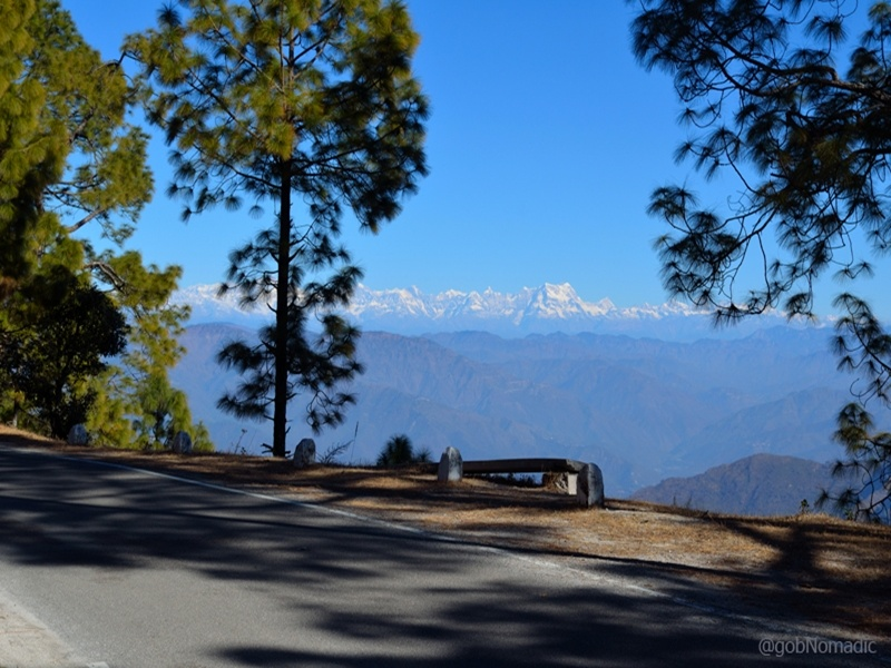 Chase The Winter In Lansdowne-Dehradun 1