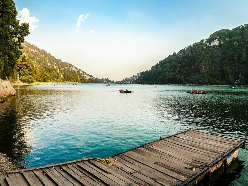 The City Of Lakes Nainital  2
