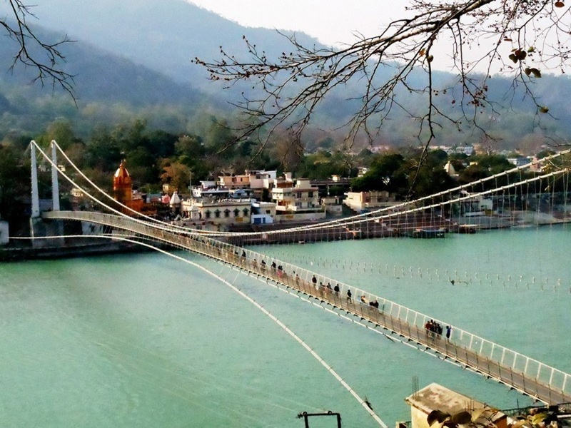 A Refreshing Tour To The Foot Of Himalaya-- Haridwar-Rishikesh-Dehradun-Mussoorie