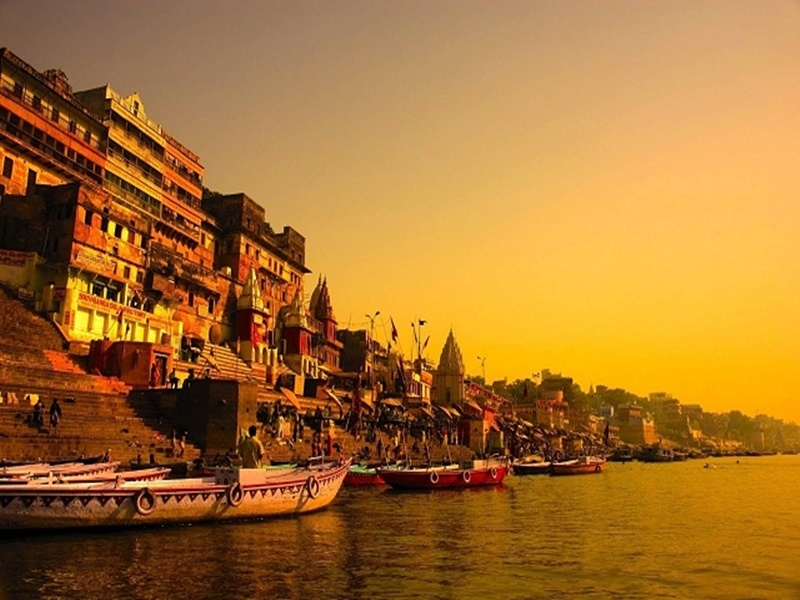 Ancient And Spiritual Part Of North India--Benaras-Vrindavan-Mathura