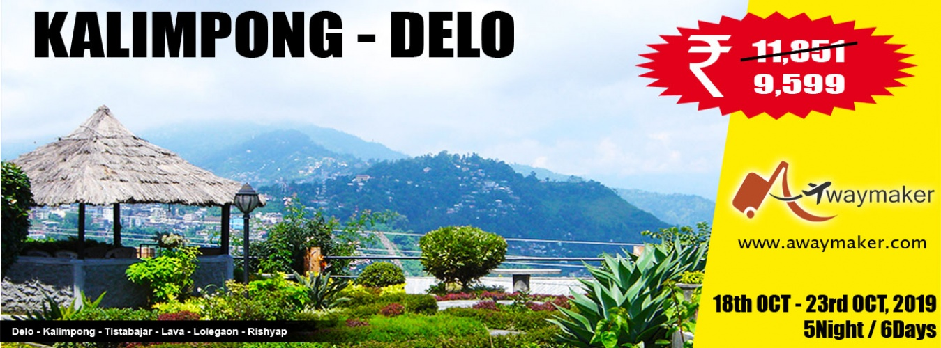 KALIMPONG - DEOLO (in The Festive Mood)