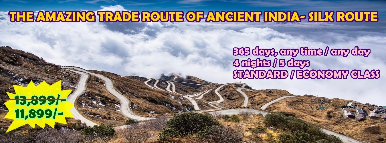 The Amazing Trade Route Of Ancient India- Silk Route